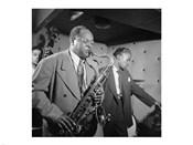 Coleman Hawkins, Miles Davis