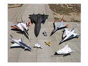 Collection of Military Aircraft