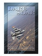Dare to Soar Affirmation Poster, USAF