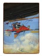 Aerostatic Cabrio, H.G. Dart