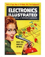 Electronics Illustrated March, 1961