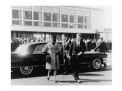 Mrs. Kennedy, President Kennedy National Airport