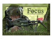 Focus Affirmation Poster, USAF