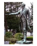 George Washington Statue, Waterford