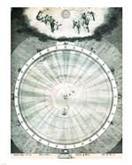 Harmony of the World Zodiac Map
