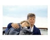 Hyannisport Weekend Caroline Kennedy, President Kennedy