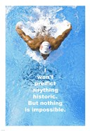 Historic Swimming Quote