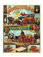 Fire Extinguisher Mfg. Co., Advertising Poster, ca. 1890