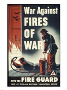 War Against Fires of War with the Fire Guard