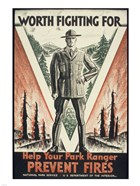 Worth Fighting for, Help Your Park Ranger Prevent Fires