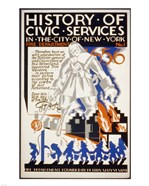 History of Civic Services in the NYC Fire Department 1731