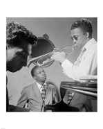 Miles Davis, Howard McGhee, September 1947
