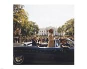 Parade, Union Station to Blair House, President Kennedy