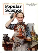 Perpetual Motion by Norman Rockwell