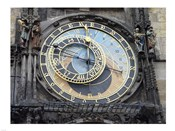 Prague - Astronomical Clock Detail