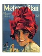 Rolf Armstrong Metropolitan Jan 1918