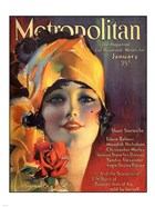 Rolf Armstrong Metropolitan Jan 1919