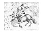 Sagittarius Hevelius