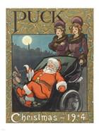 Santa 1904 Puck Cover