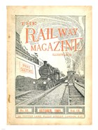 The Railway Magazine October 1901 Cover