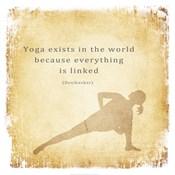 Yoga Exists