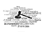 Law Words