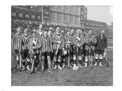 1909 Lacrosse Team