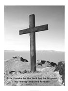 Mercy Endures Forever