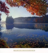 Bass Lake in Autumn I