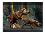 T Rex Pair