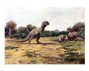 T Rex Posture