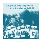 Legally Beating with Sticks Since 1492