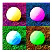 Volleyball Pop Art