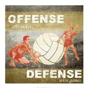 Offense, Defense
