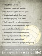 Volleyball Life
