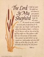 Lord Is My Shepard