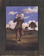 Victorian Golfer - Man