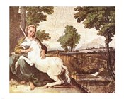 Domenichino Unicorn Pal Farnese