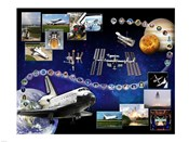 Space Shuttle Atlantis Tribute 1