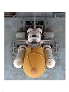 Atlantis Atop Mobile Launcher Platform &amp; Crawler Transporter