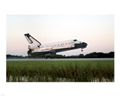 Atlantis STS-73 Landing