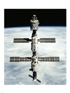 International Space Station after Russian module installation