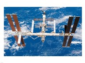 International Space Station moves away from Space Shuttle Endeavour