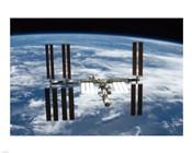 STS-126  ISS Flyaround