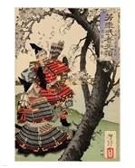 Yoshitsune with Benkei