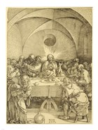 Last Supper Durer