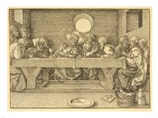 The Last Supper Durer