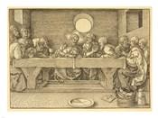 The Last Supper Durer
