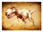 T Rex Sketch