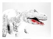 Tyrannosaurus Rex after a meal